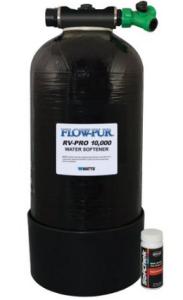 RV pro water softener