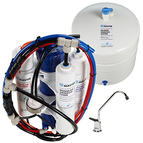 Home master Artesian Full Contact Reverse Osmosis System