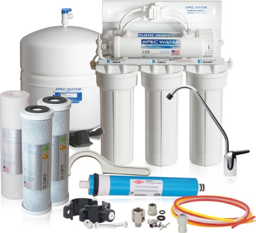 APEC High-Flow 90 GDP Reverse Osmosis System