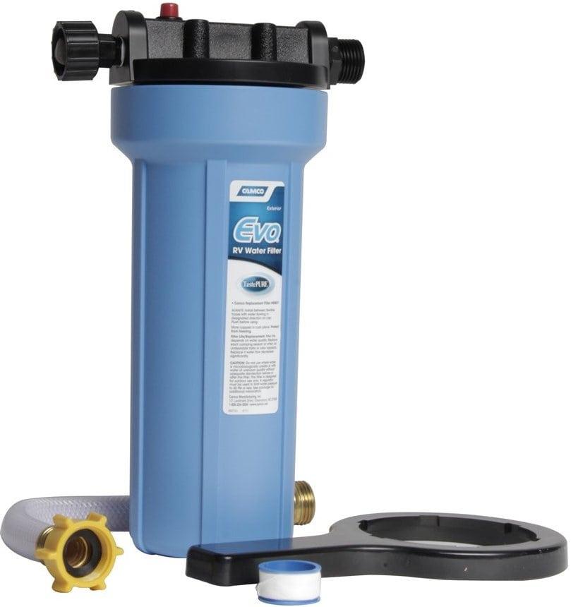 Camco EVO Premium RV/Marine Water Filter