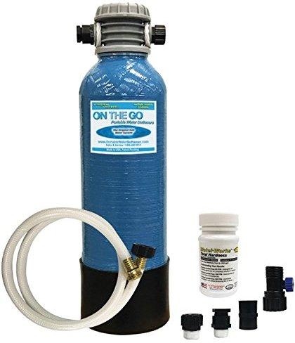 The On-The-Go OTG4 8000 Grain softener