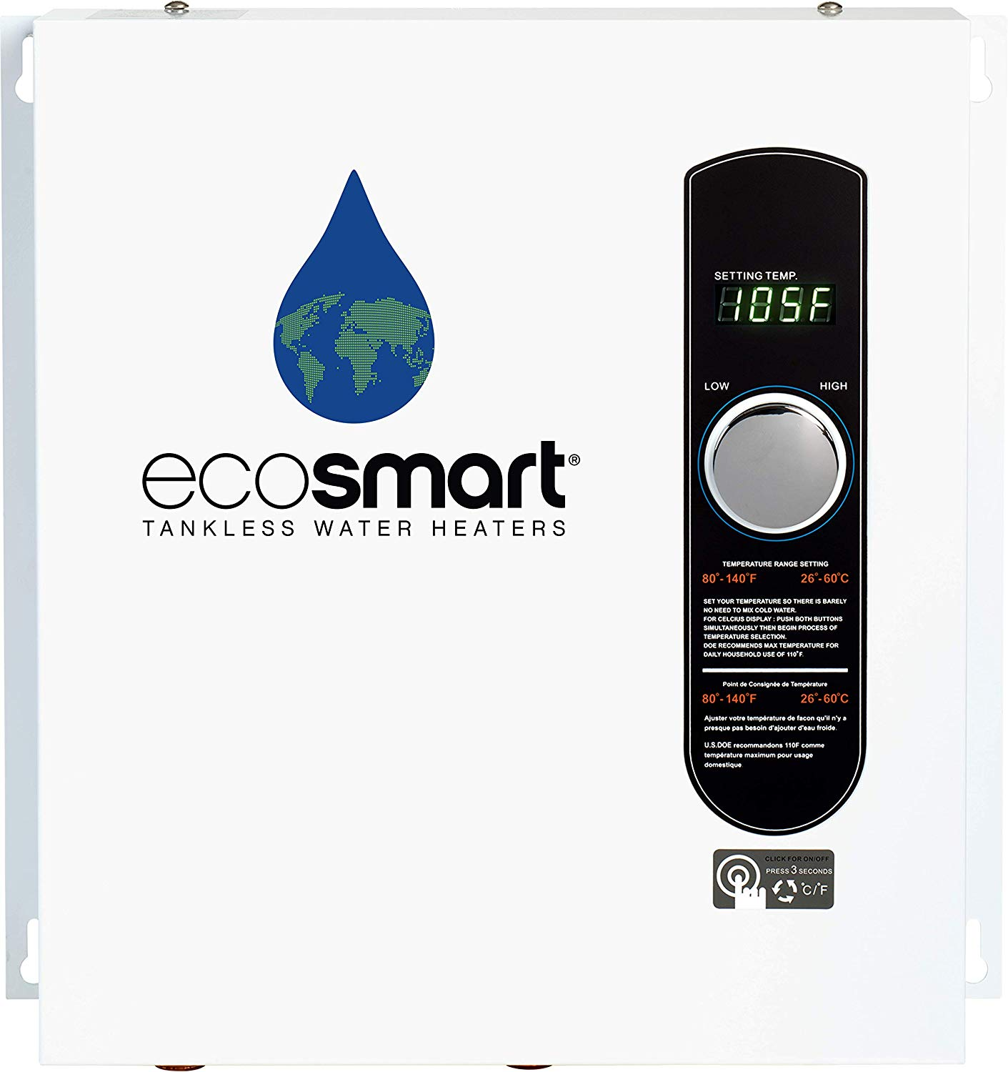 Ecosmart Tankless Water Heater and How Does it Work?