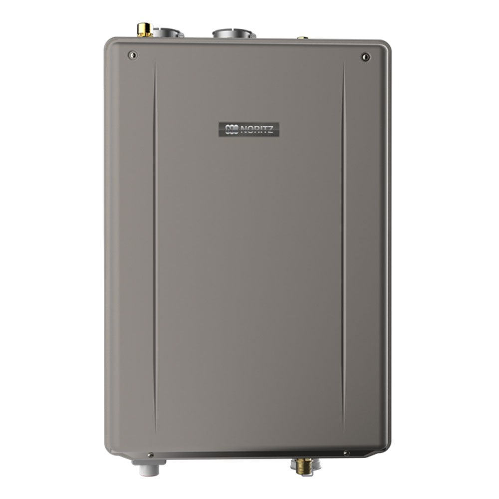 color gray water heater