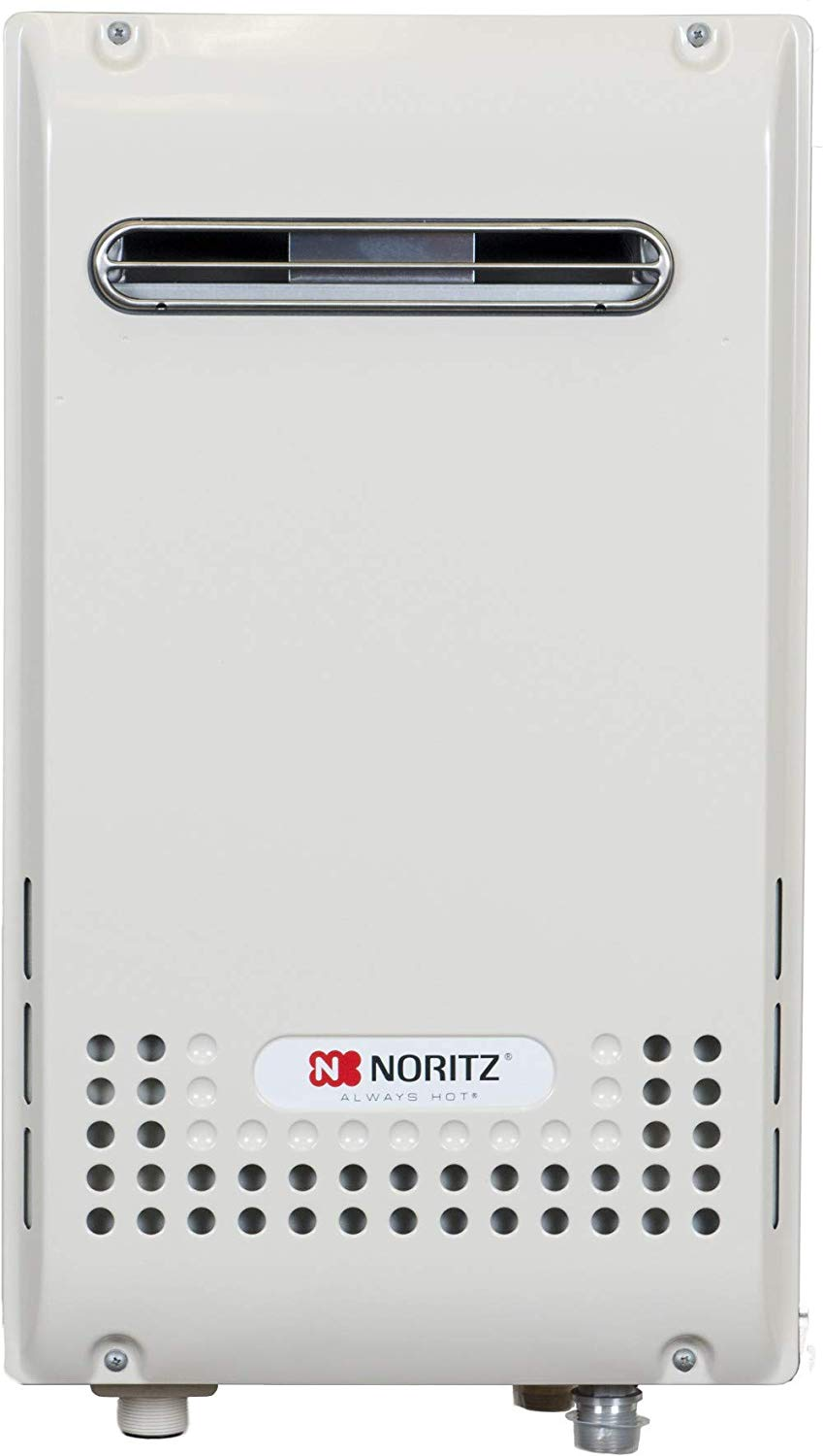 Noritz NR83ODLP Tankless Hot Water Heater